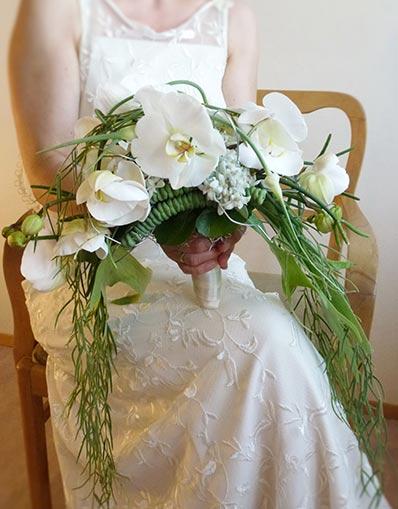 Brautstrauss Hochzeitsfloristik Heiraten In Dresden Sachsen